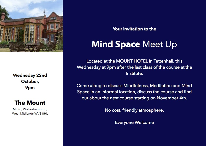Mind Space in Tettenhall