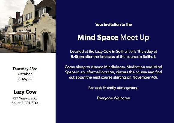 Mind Space in Solihull
