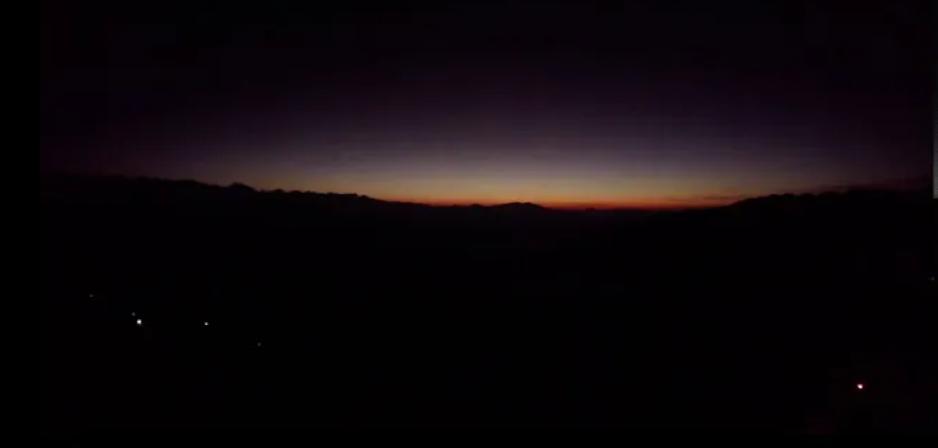 Himalayan Twilight from Nepal