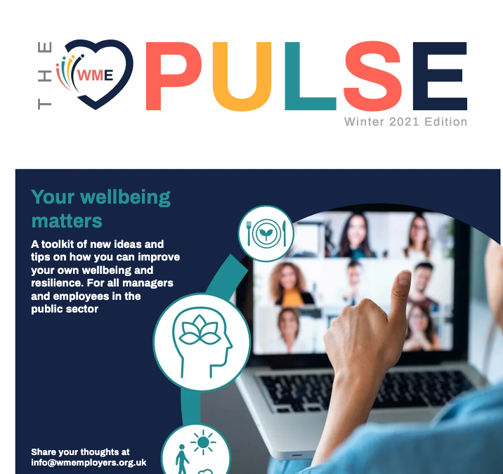 Article for Pulse Magazine