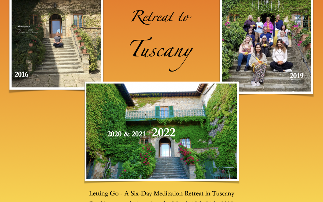 Mindspace International Retreats 2022