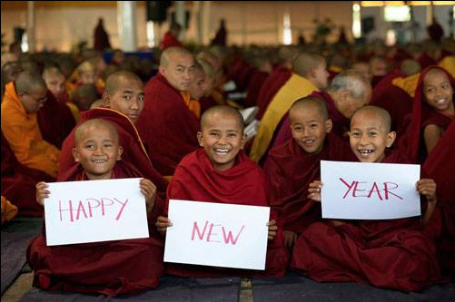 Guided New Year Meditation